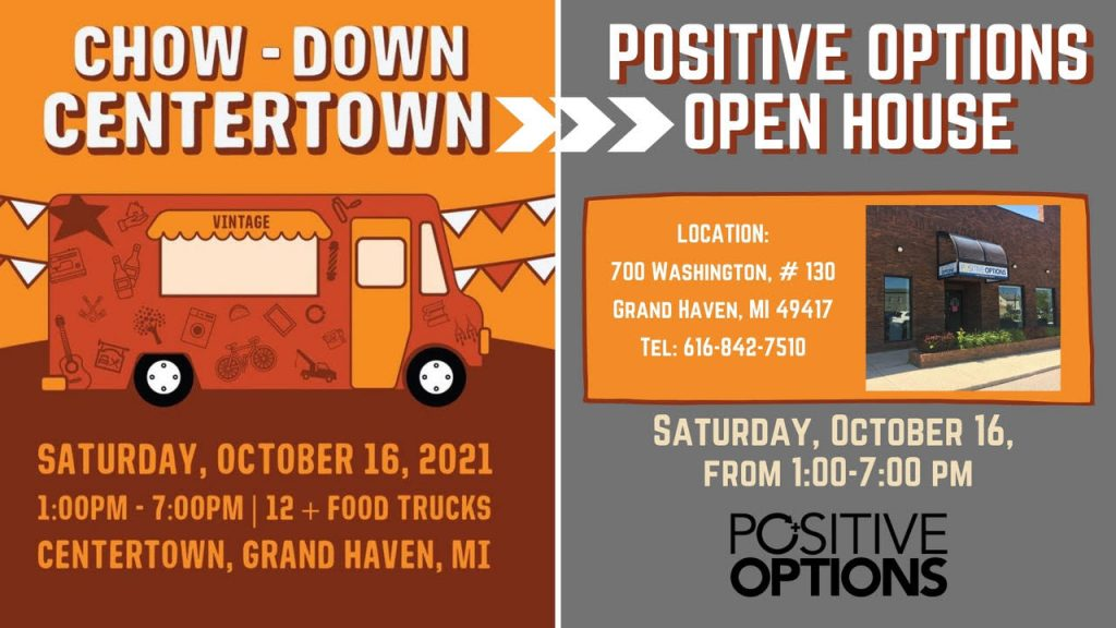 Positive Options: Open House